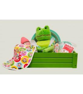 Caja de regalo para bebe Paul Frank
