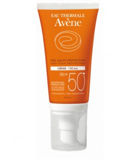 Avène Crema Solar SPF 50+