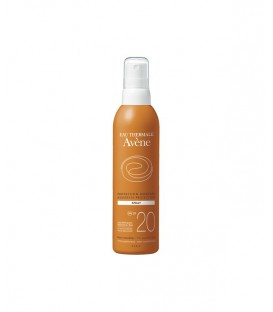 Avène Spray Solar SPF 20+