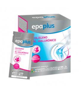 Epaplus Colágeno y Ácido Hialurónico sobres bebibles
