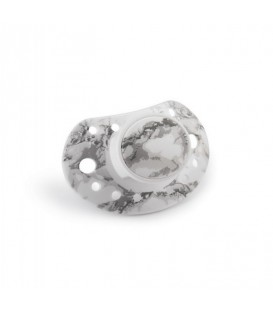 Chupetes diseño de Elodie Details Marble Grey