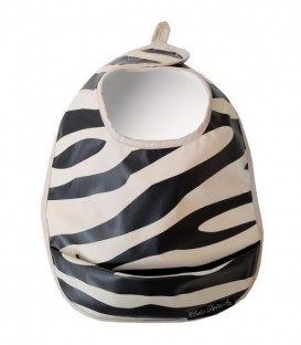 Baberos diseños de Elodie Details Zebra