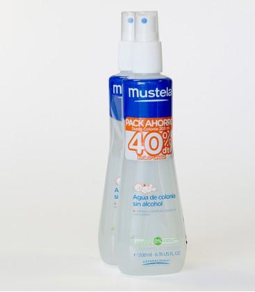 Mustela Agua de Colonia sin Alcohol
