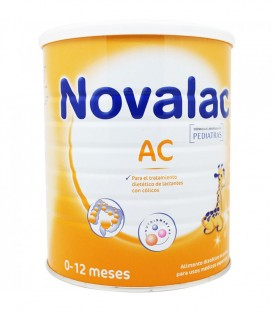 Novalac 1 AC Leche Infantil 800 g Anti Cólicos