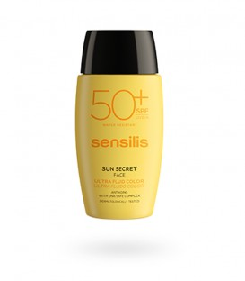 Sensilis Sun Secret Ultra Fluido Color SPF 50+