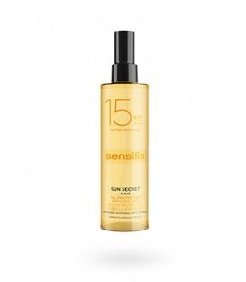 Sensilis Sun Secret Aceite Protector Cabello SPF15