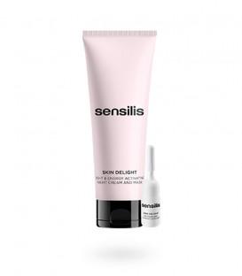 Sensilis Skin Delight Tratamiento intensivo activador de luminosidad y energía