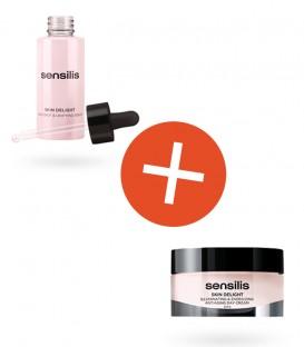 Sensilis Skin Delight Serum + Crema Oferta