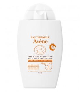 Avène Fluido Mineral SPF 50+