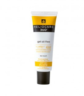 Heliocare Gel Oil Free SPF 50+