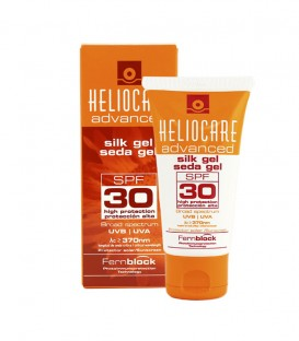 Heliocare Advanced Silk Gel/Seda Gel SPF 50