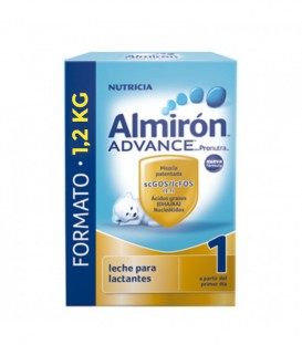 Almirón Advance 1 Leche para Lactantes - Formato 1200g