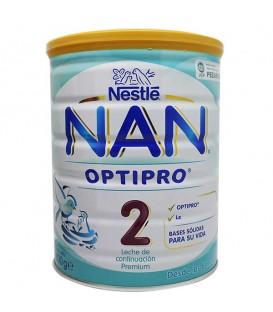 NAN Optipro 2 Leche Infantil