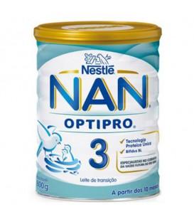 NAN Optipro 3 Leche Infantil