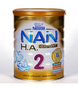 NAN HA 2 Expert Leche Infantil