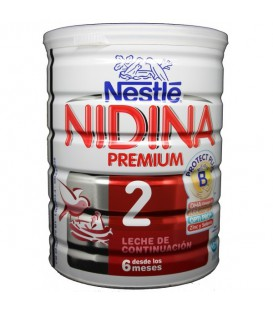 Nidina 2 Premium Leche Infantil