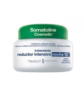 Somatoline Intensivo Noche 10 Tratamiento Reductor