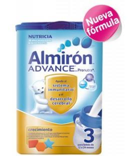 Almirón Advance 3 Leche de Crecimiento - 800gr