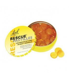 Dr. Bach Rescue Remedy Pastillas (50g)