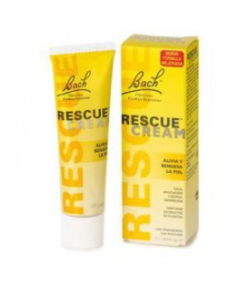 Dr. Bach Rescue Remdy Crema (30 gr.)