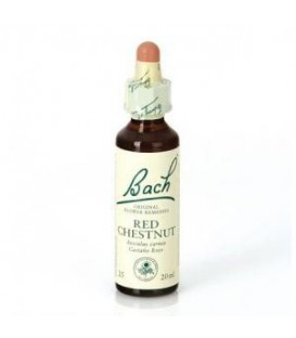 Dr. Bach Red Chestnut - Flor de Bach (20 ml.)