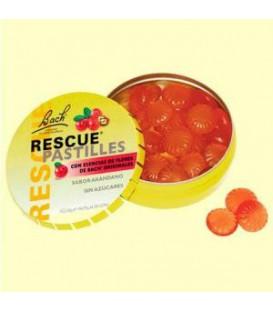 Dr.Bach Rescue Remedy pastillas gomas sabor Arándano (50 g.)