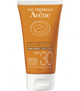 Avène Crema Solar Coloreada SPF 30+