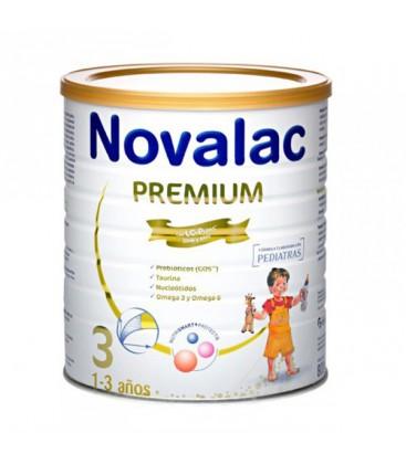 Novalac 3 Premium Leche Infantil 800g