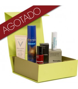 Beauty Box Farma: febrero/marzo 2015