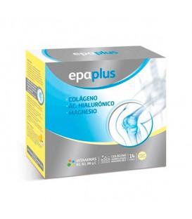Epaplus Colágeno + Hialurónico + Magnesio sobres