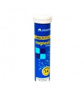 Arkovital Magnesio 14 comprimidos efervescentes