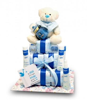 Mi Primer Marinero canastilla regalo para bebé