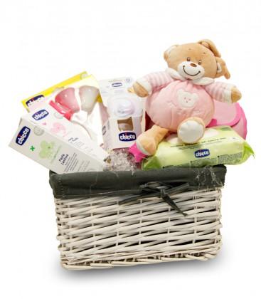 Rose Glue canastilla regalo para bebé