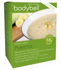 Bodybell Crema sabor Puerros caja