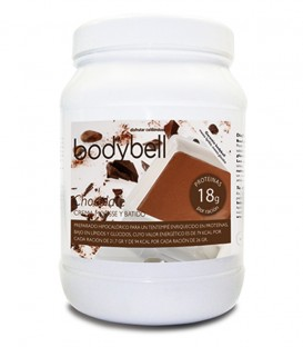 Bodybell crema Chocolate bote