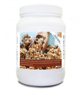 Bodybell Muesli Chocolate y Caramelo Bote