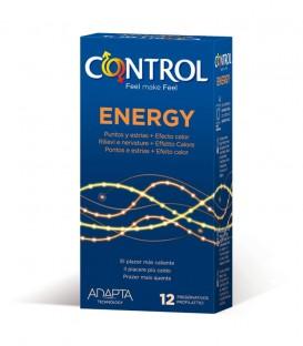 Control Energy Preservativos 12 uds