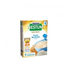 Nestle Papilla NESTUM Crema de arroz sin gluten