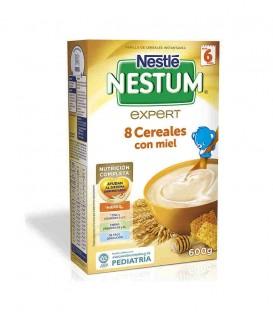 Nestle Papilla NESTUM 8 Cereales con miel