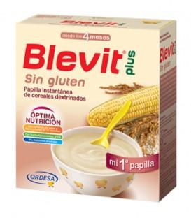 Blevit Plus Papilla Sin Gluten con Efecto Bífidus