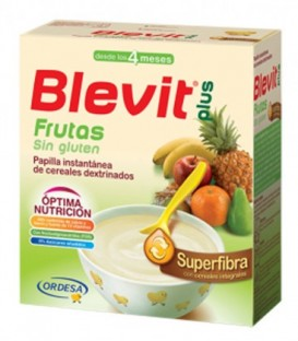 Blevit Plus Superfibra Papilla Frutas