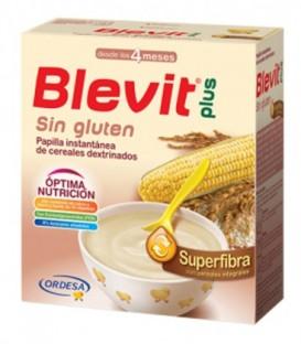 Blevit Plus Superfibra Papilla Sin Gluten