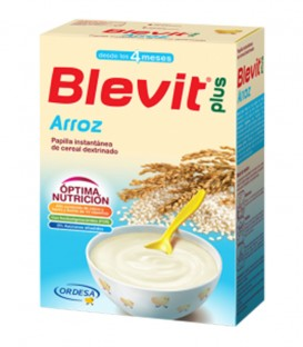 Blevit Plus Papilla Arroz