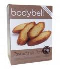 Bodybell Pan Tostado 4 paquetes