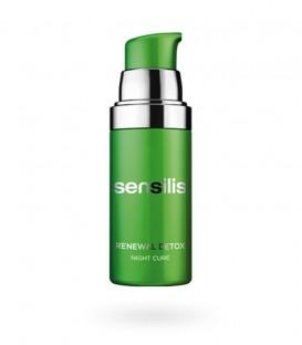 Sensilis Supreme  Renewal Night cure, cura detoxificante y regeneradora
