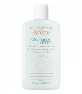 Avène Cleanance Hydra Crema Limpiadora Calmante