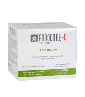 Endocare-C Oil Free Ampollas