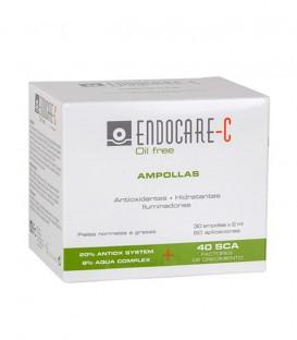 Endocare-C Oil Free Ampollas