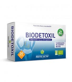 Phyto Actif Biodetoxil Bio. 20 ampollas de 15ml