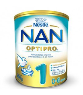 NAN Optipro 1 Leche Infantil